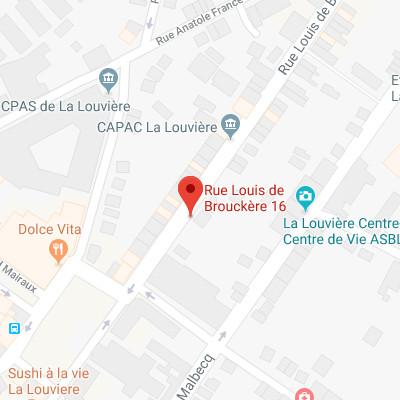 Bureau La Louvière