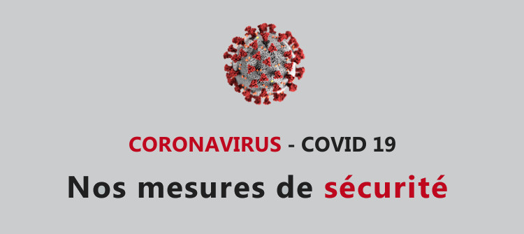 CORONAVIRUS: INFORMATION IMPORTANTE